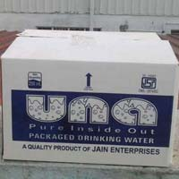 500ml Packaged Drinking Water With Added Mineral