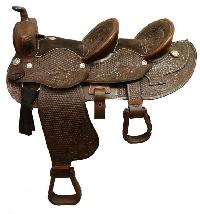Leather Western Saddles