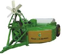 Sugarcane Trash Shredder Machine