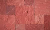 Agra Red Sandstone Tile