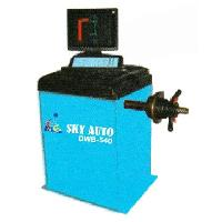 LCD Base Wheel Balancer