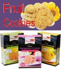 Fruits  Cookies