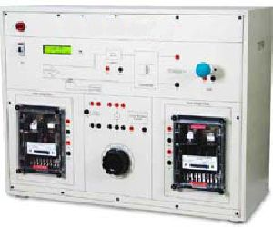 Over Voltage Relay Trainer