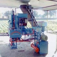 Flux Brick Making Machine
