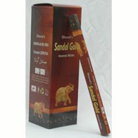 Sandal Gold Incense Sticks