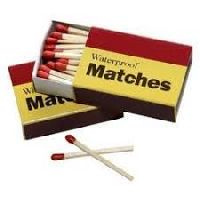 Hotel Matches