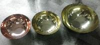 Steel Bowls in Plating Finishes