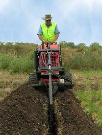 Trenching Services for Agriculture