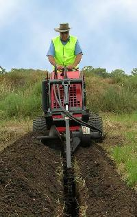 Trenching Services In Rural Areas