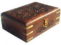 Teak Wood Boxes