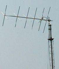 cross yagi antenna