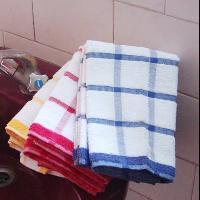 Kitchen Towel (dobby Check- Dnt)