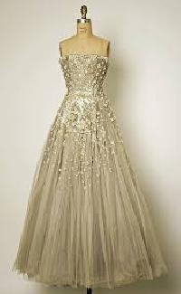 Beaded Evening Gown