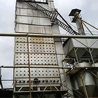Used Rice Dryer Plant