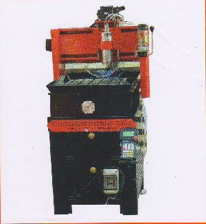 Vmt-s 400 Cnc Engraving Machine