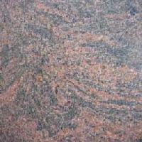 Indian Mahogany Granite Stone