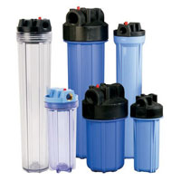 Polypropylene Filter Housings