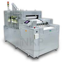 Automatic Linear Vial Washing Machine