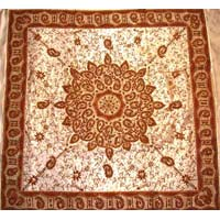 Embroidered Table Cover (dztb 05a)