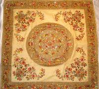 Embroidered Table Cover (dztb 06)