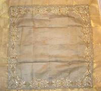 Embroidered Table Cover (dztb 07a)