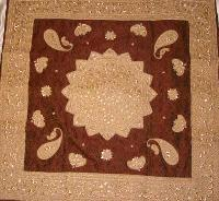 Embroidered Table Cover (dztb 08a)