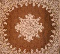 Embroidered Table Cover (dztb 08b)