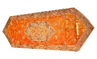 Embroidered Table Runner (dzru 12)
