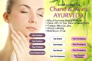 Private Label Ayurvedic Beauty Products