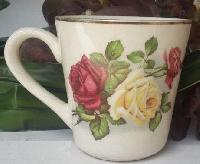 I N Conical Promotional Coffee Mug