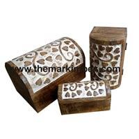 Mango Wood Box