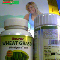 Organic Wheatgrass Powder & Tablets