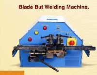 Band Saw Blade Butt Welding Machine
