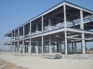 Heavy Fabrication & Erection Work