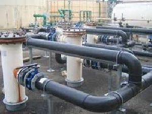 Ms Pipe Line Valve  Fitting  & Fabrication Work