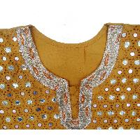 beaded salwar kameez