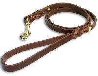 dog leather leads