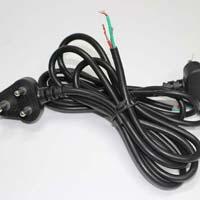 three pin power cord