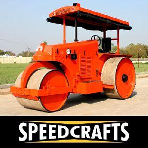 Diesel Road Roller