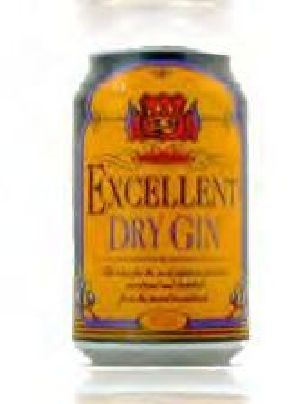 Excellent Dry Gin