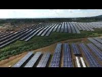 Solar Office Plant