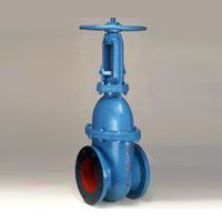 Rising Spindle Gate Sluice Valve
