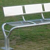 Park Steel Bench (aksb-08)