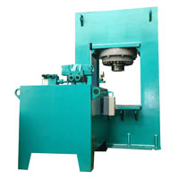 Hydraulic Bar Straightening Machine