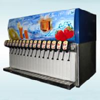 16 Valve Soda Fountain Machine