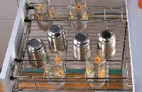 Stainless Steel Glass Basket