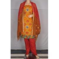 Bollywood Bandhej Salwar Kameez Suit