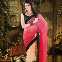 Cocktail Party Wear Designer Sarees