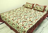 Cotton Printed Bedspreads
