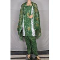 Exclusive Bandhani Cotton Salwar Suit